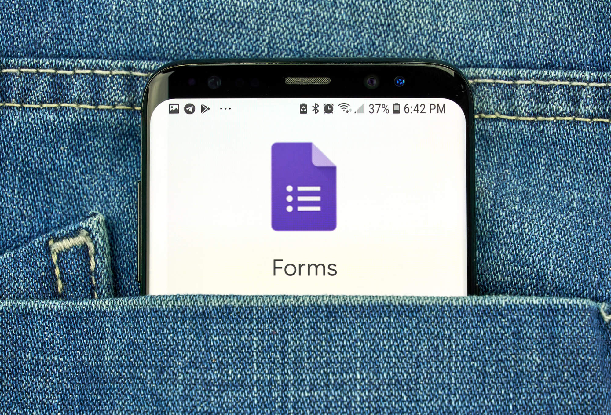 Google Form Builder