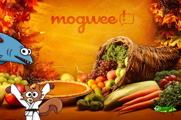 A Very Mogwee Thanksgiving