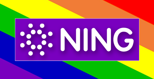 Ning celebrates its communities with Pride 9