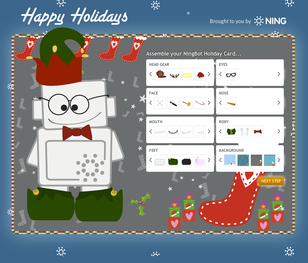 Decorating Your Online Community for the Holidays 3
