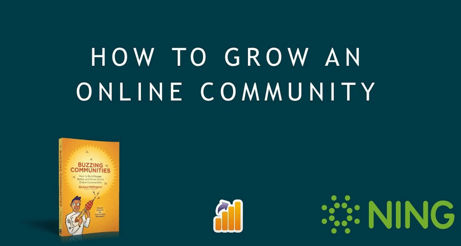 How to Grow an Online Community (Recorded for Those Who Missed It)