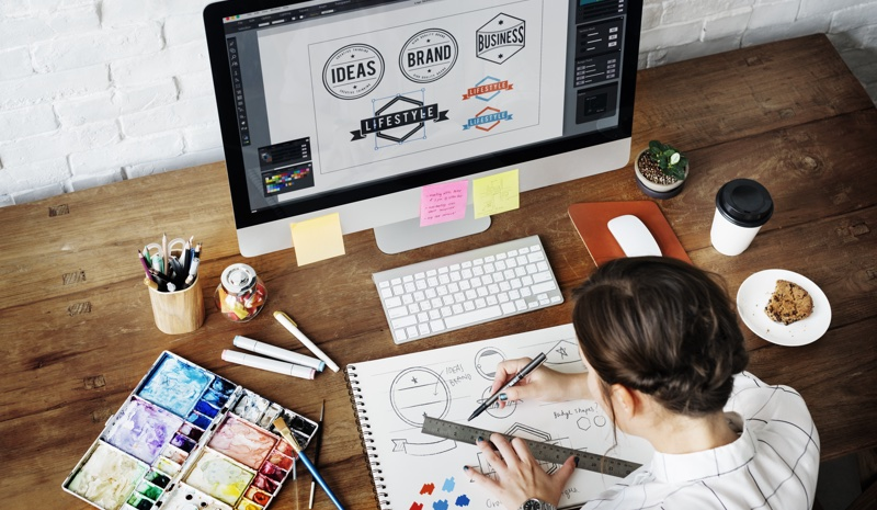How to create a impressive logo for your website or social network