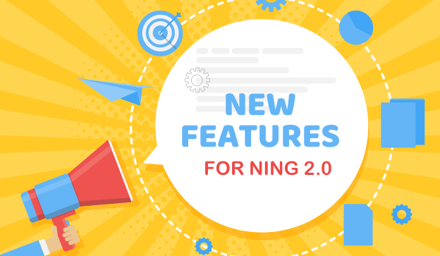 More power to your community management experience with Ning 2.0 updates!