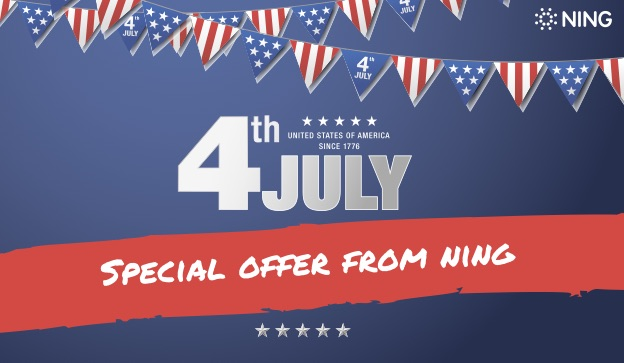 Celebrate Independence Day with our 4th of July Special Offer!