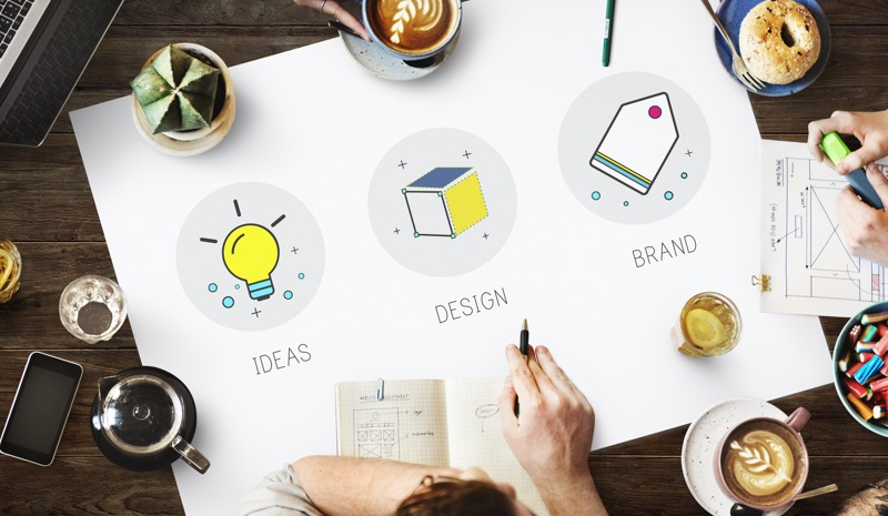 Brand design functions