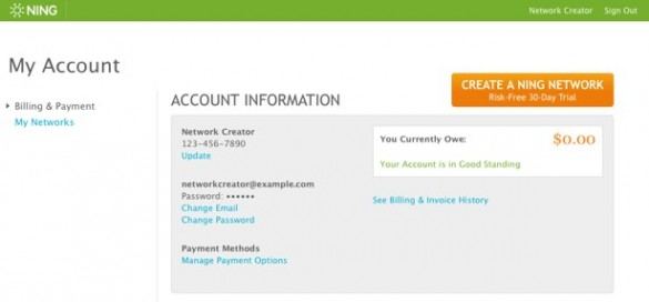 Manage Your Subscription and Billing Information 2