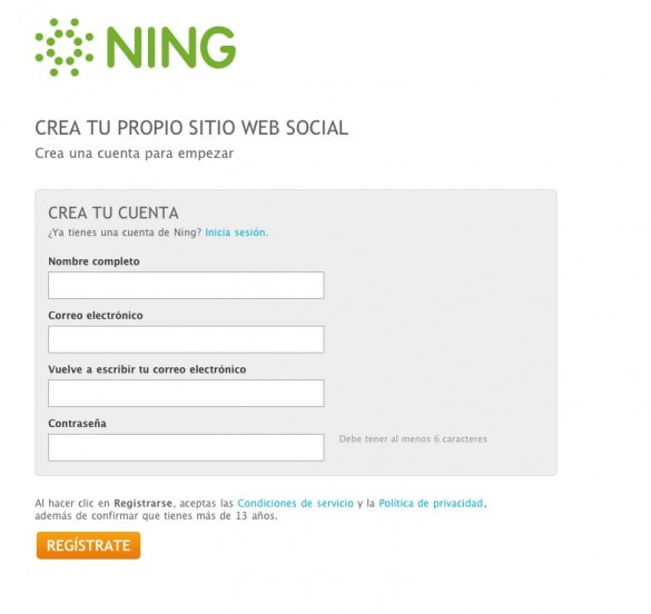 Crea Una Red Ning Ning Help Center