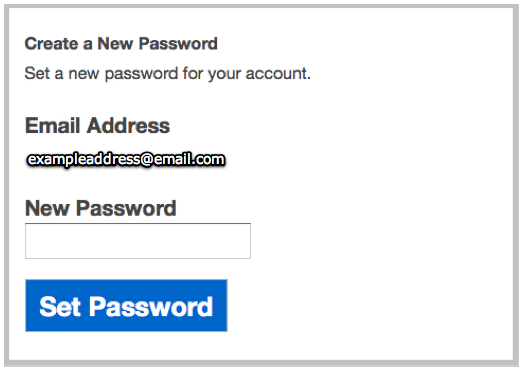 Reset Your Password If You've Forgotten It 4
