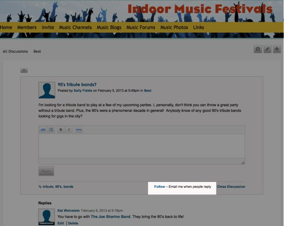 90_s Tribute bands? - 90s Discussions - Indoor Music Festivals