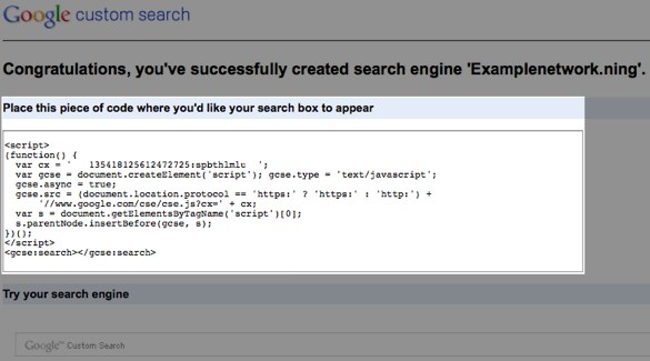 Google Custom Search - Create a Custom Search Engine-1