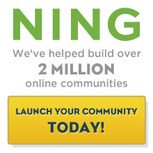 Launch your Ning community today!