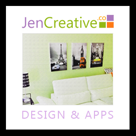 JenCreative Design and Apps