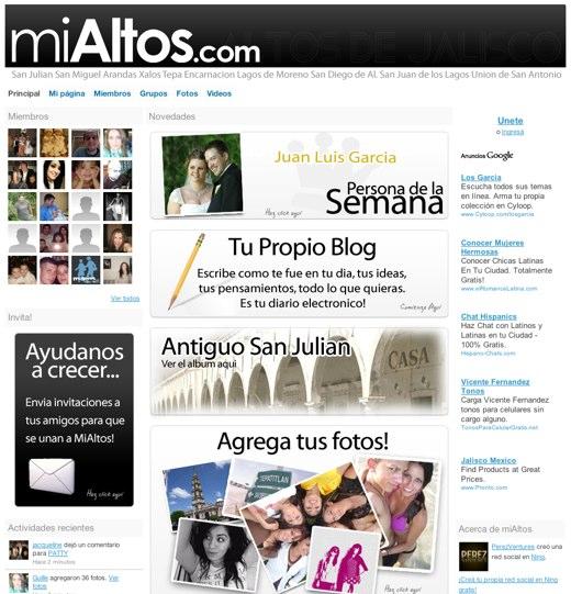 Redescubriendo a Jalisco en miAltos