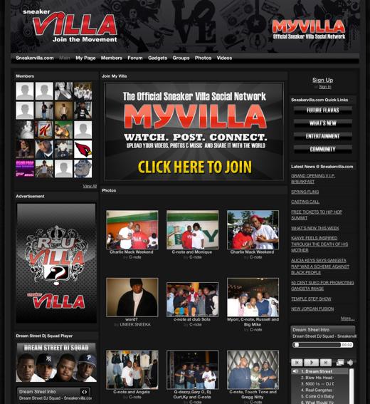 The latest in urban fashion at MyVilla 1
