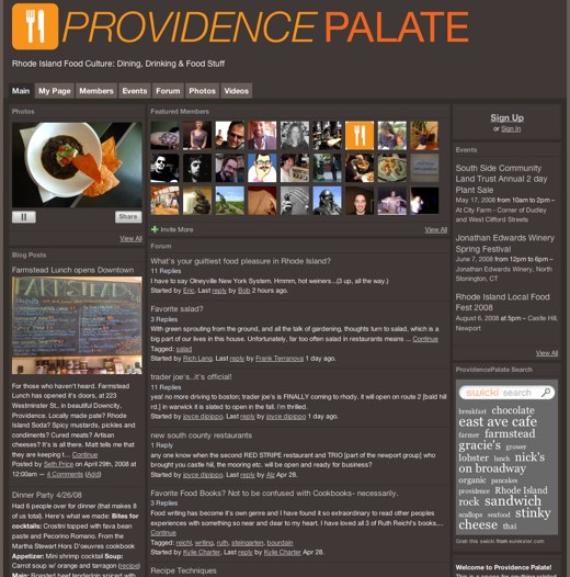 Perfecting your Palate in Providence