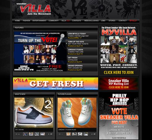 The latest in urban fashion at MyVilla 2