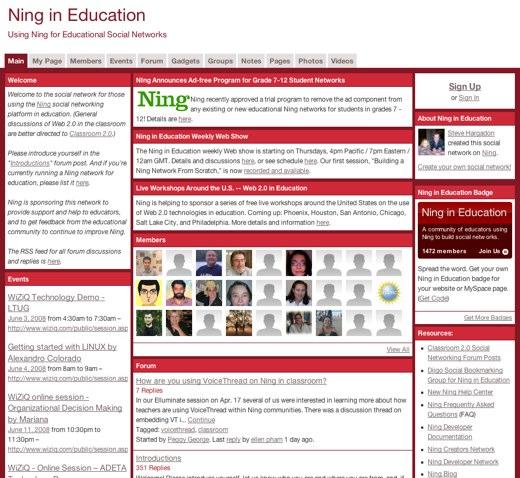 Educating educators