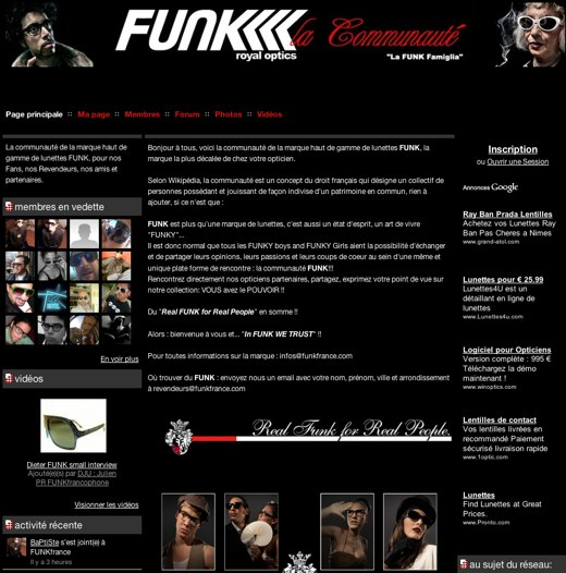 Put on Your Funk at FUNKFrance