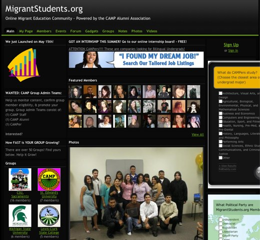 Engaging Migrant Students