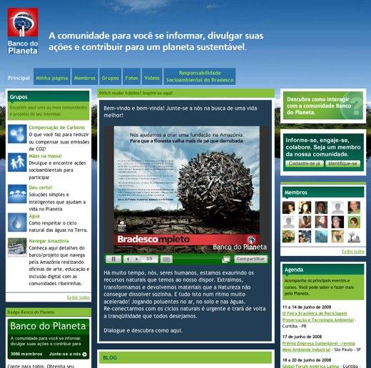 Environmental sustainability at Banco de Planeta