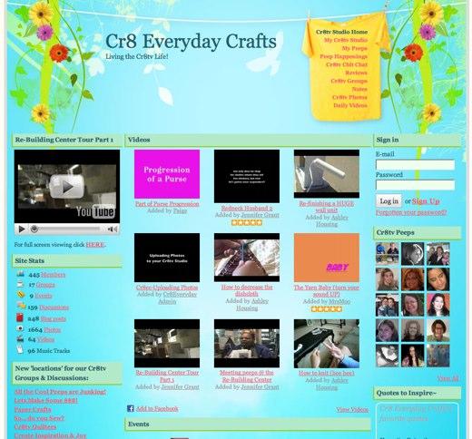 Get crafty at Cr8tv Studio