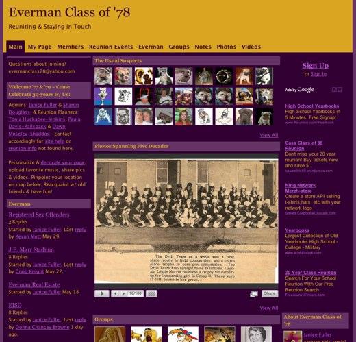 Everman, where it's always 1978