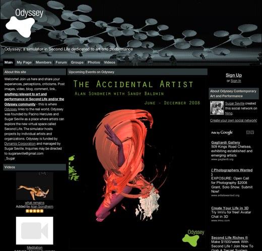 Take an Odyssey into the digital arts