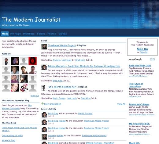Defining the Modern Journalist