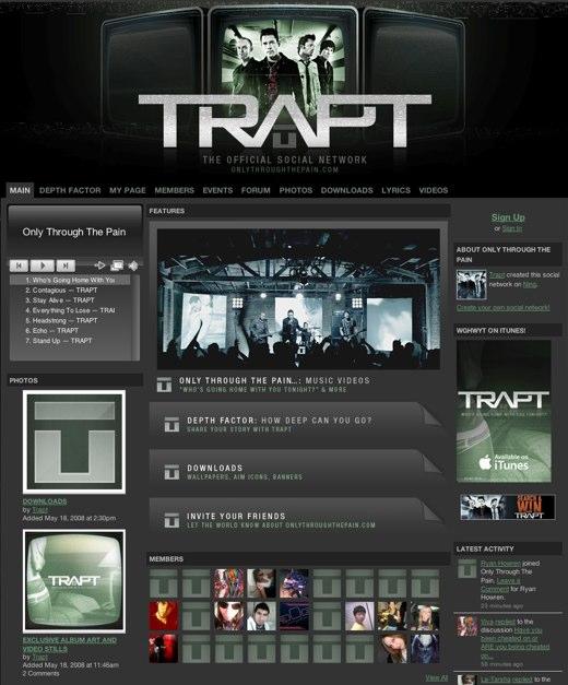 Escape to Trapt