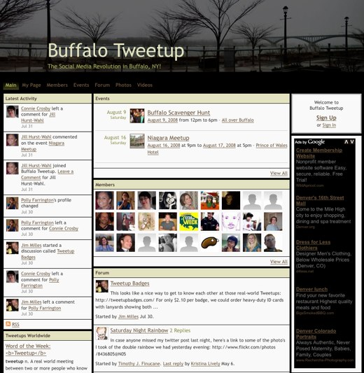 Buffalo Tweetup makes it sweet to Tweet