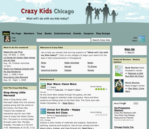 Finding fun for your Crazy Chicago Kids