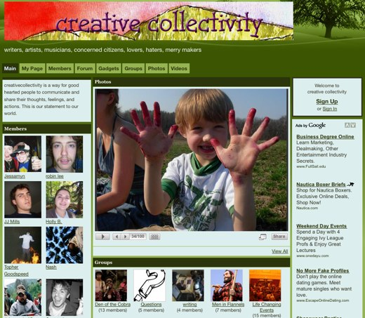 A Collective of Creativity