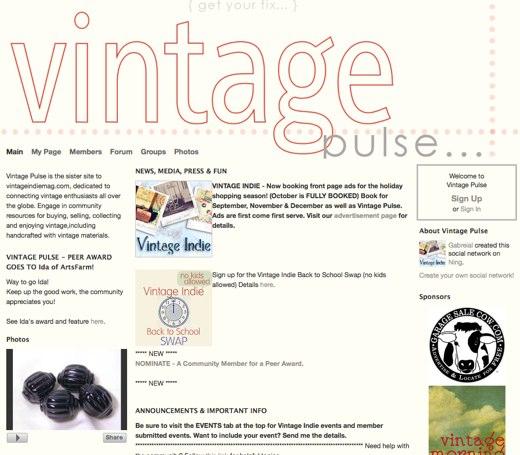 Find your Vintage Pulse