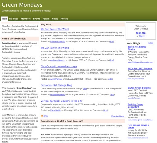 Turn to GreenMondays