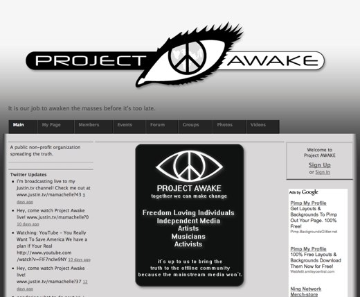 In the know at Project AWAKE