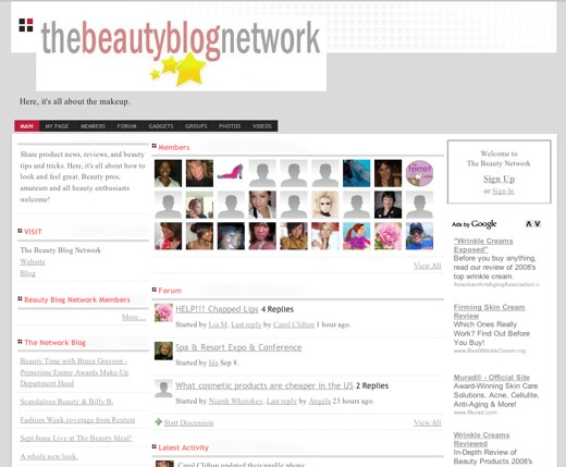 Beauty made easy at The Beauty Network