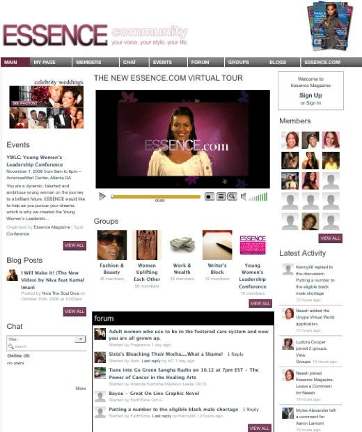 Celebrating the essence of Essence Magazine