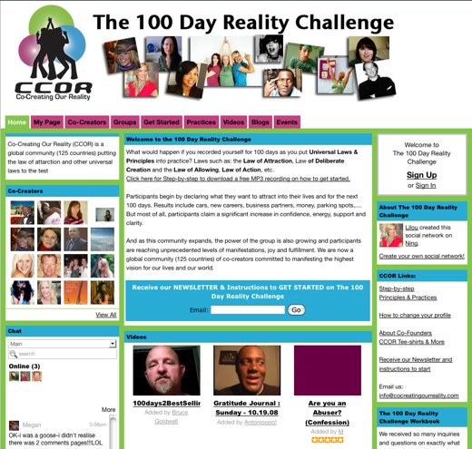 Find new success at the 100 Day Reality Challenge