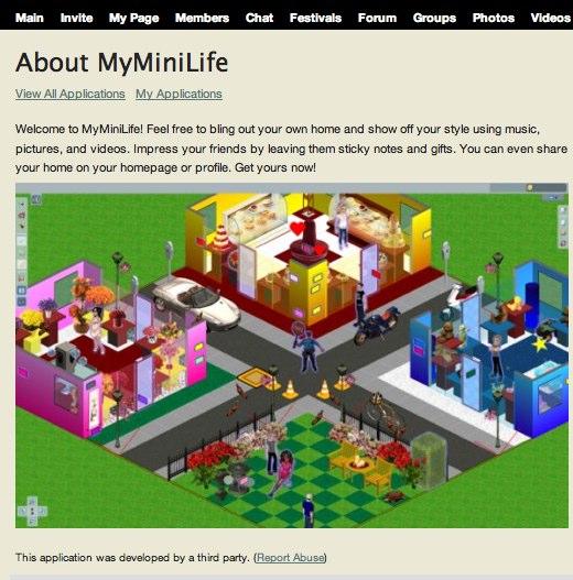 Living the (MyMini)Life