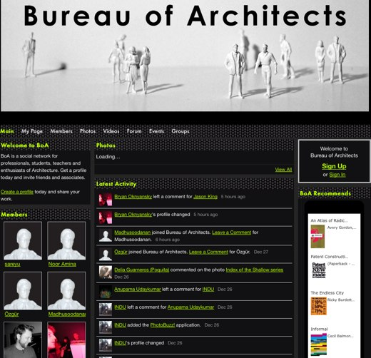 All things architecture