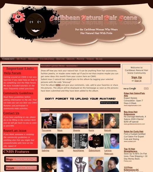 Learn the beauty of hair at Caribbean Natural Hair Scene