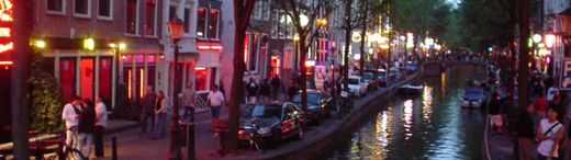 The End of the Red Light District