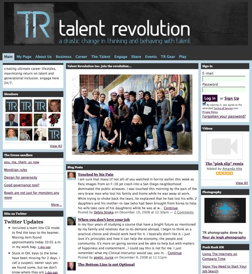 The Talent Revolution is here