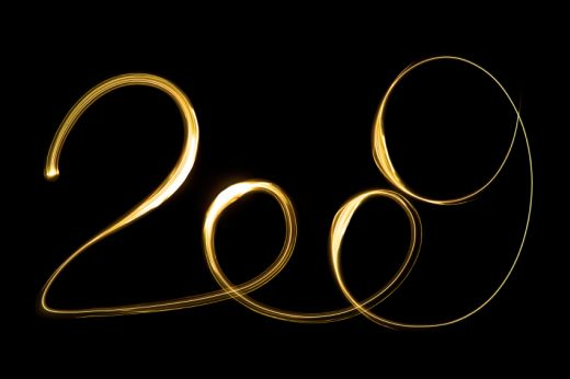 Happy New Year, 700,000 Social Networks!