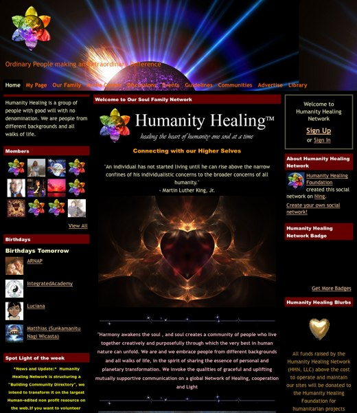 Awaken your soul at Humanity Healing