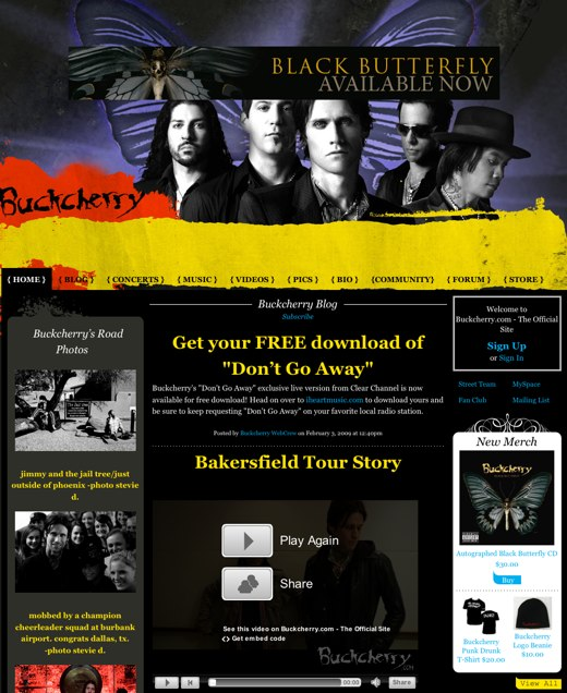 buckcherrycom-the-official-site