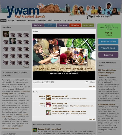 YWAM Photos