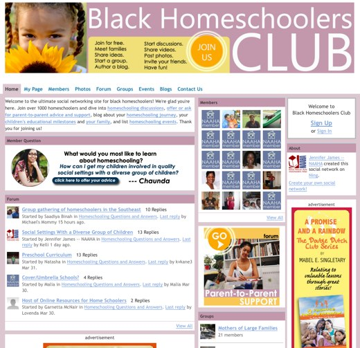 black-homeschoolers-club