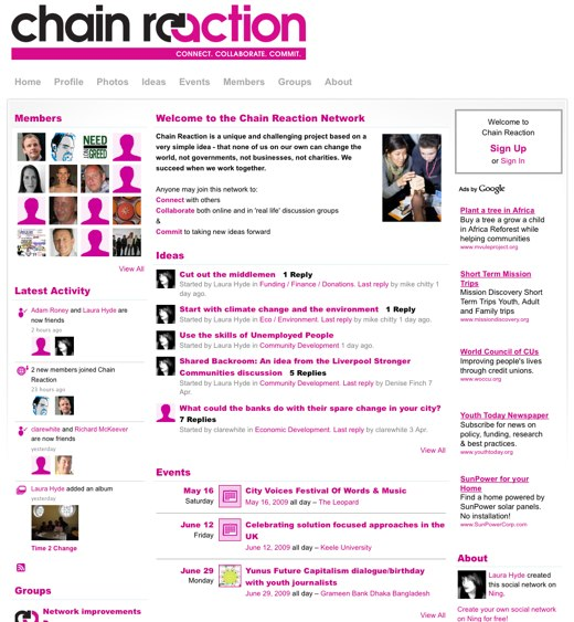 chain-reaction
