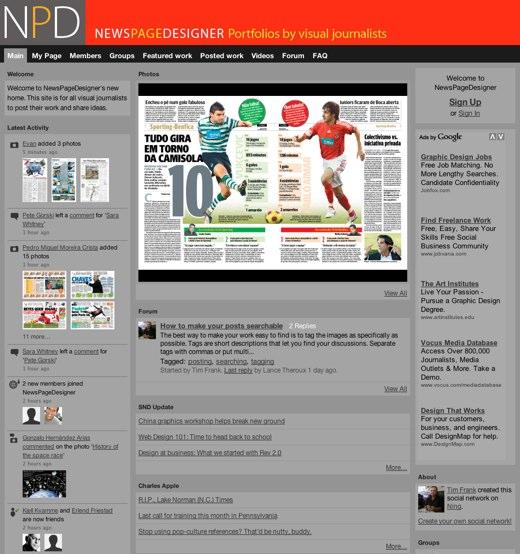 newspagedesigner